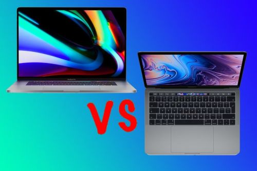 MacBook Pro 13-inch vs MacBook Pro 16-inch: Which is best for you?