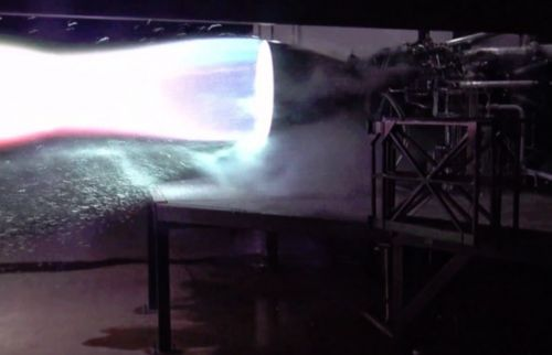 The SpaceX Starship's Raptor engines just hit a major milestone