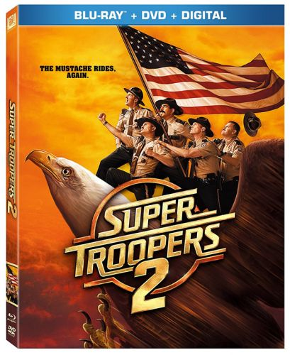 'Super Troopers 2' Blu-ray, DVD and Digital Release Dates and Details
