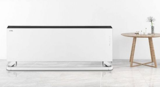 Xiaomi LTK electric heating radiator released for 1680 Yuan