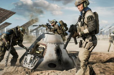 Battlefield 2042's Hazard Zone mode features extraction and buy phases