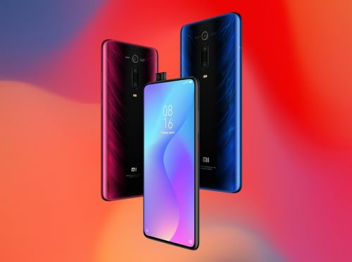 Xiaomi mocks the notch extolling the Xiaomi Mi 9T
