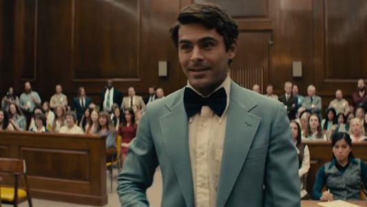 Bonkers Teaser Trailer For Zac Efron's Ted Bundy Biopic EXTREMELY WICKED, SHOCKINGLY EVIL AND VILE Has Dropped