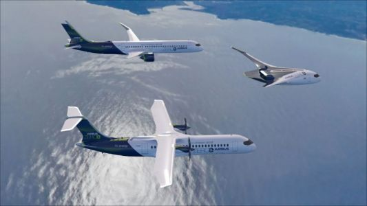 Airbus' zero emission dreams hinge on airports keeping up