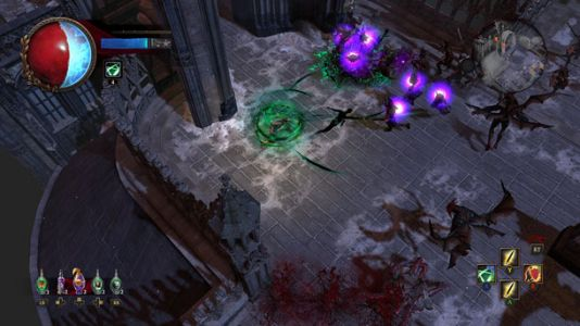 Path Of Exile Getting Massive Patch On Xbox One Today