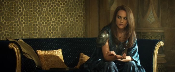 Natalie Portman Shares Picture and Thoughts on Her Return to the Marvel Universe