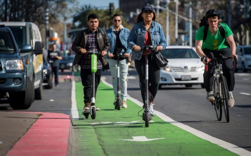Electric scooter apps face legal ban on UK roads