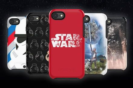Use the Force to protect your iPhone with Otterbox Star Wars cases