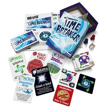 Looney Labs Announces Time Breaker