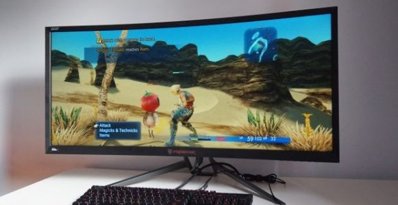 Acer Predator Z35p review: A 21:9 monitor with a one-hit KO price