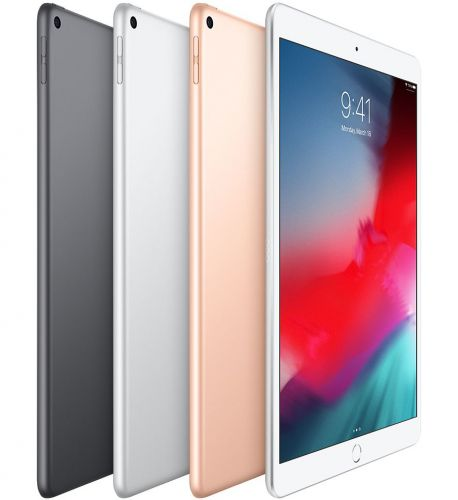 New iPad Air and iPad mini models include support for Apple Pencil and LTE Band 71