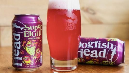 Dogfish Head Unveils Beer That Can Develop Kodak Super 8 Film