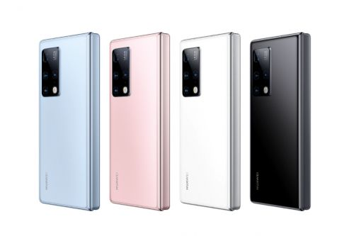 Huawei Mate X2 comes to life with some Galaxy Fold 2 DNA