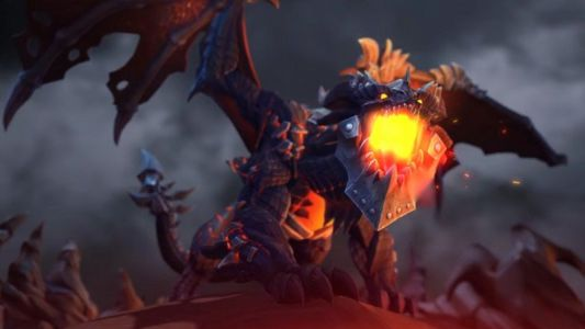 Deathwing arrives to destroy the Nexus in Heroes of the Storm