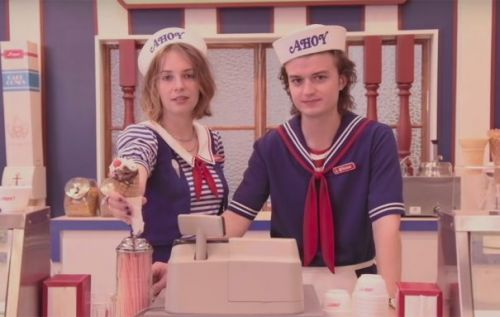 Stranger Things season 3 teaser is a faux '80s mall commercial