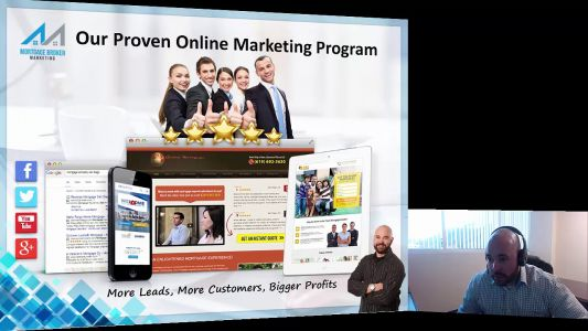How to market your Mortgage Company Online using SEO, PPC, Google Maps and Social Media