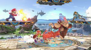 Nintendo's Switch, Super Smash Bros. Absolutely Crushed December