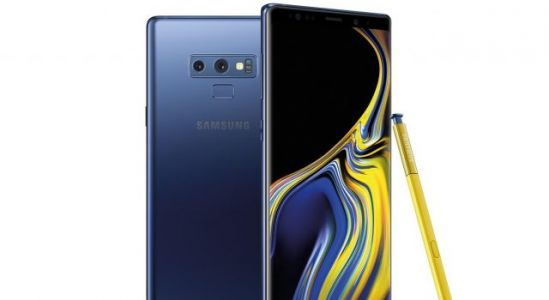Samsung Galaxy Note 9 is selling better than the S9 in South Korea