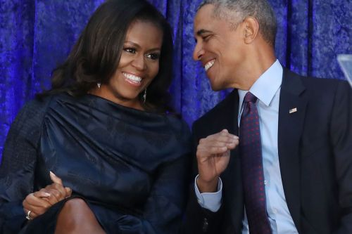 Michelle Obama made a Valentine's Day playlist for President Obama called 'Forever Mine'