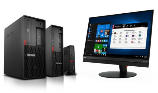 Lenovo ThinkStation P330 line gets refreshed with a trio of smaller PCs
