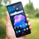 HTC U12+ updated with camera zoom, refinements to Edge Sense, more