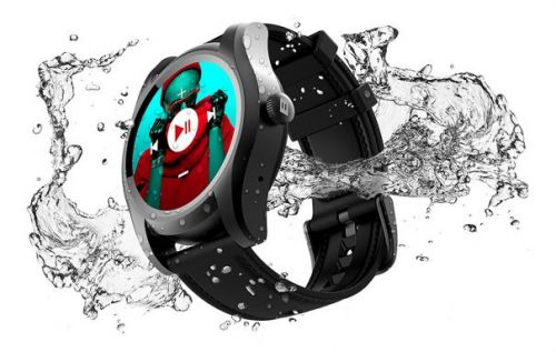 Blu X Link is a $60 2G smartwatch with heart rate, activity tracking