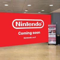Tel Aviv is now home to Nintendo's second official store