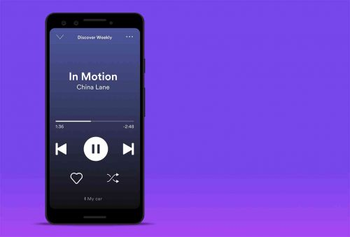 Spotify launches Car View for Android as rumors say company working on in-car music player