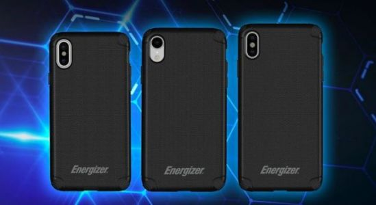 New iPhone Xs, Xs Max, XR: Energizer® Lifetime Warranty screen protectors and cases now available