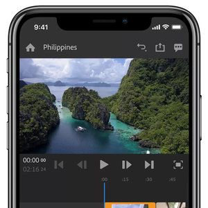 Adobe launches Premiere Rush CC for on-the-go video editing