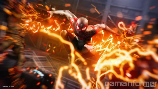 Meet The New Wall Crawler In Marvel's Spider-Man: Miles Morales