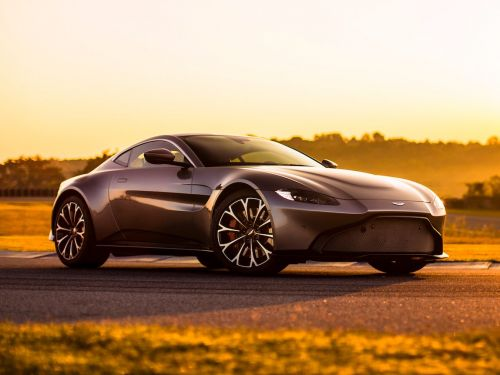Aston Martin just replaced the most successful model in company history with a car straight out of a Bond movie