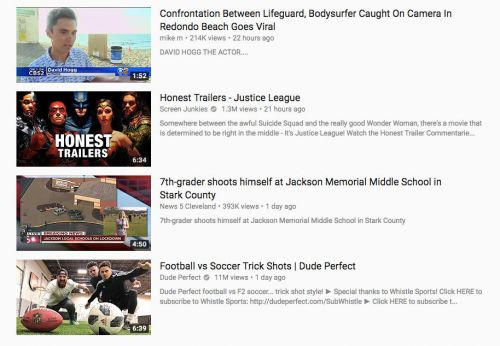 Google's Fake News Problem Seems To Extend To YouTube