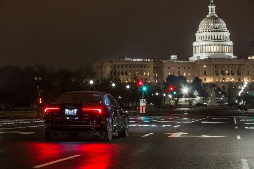 Now your Audi can read Washington DC's traffic lights