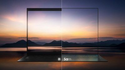 Samsung's under-glass camera may debut in laptops rather than smartphones