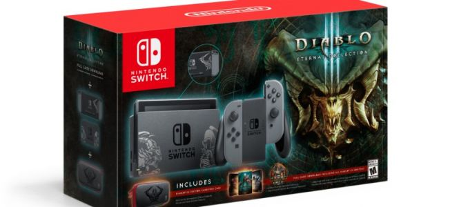 Special Edition Diablo III Switch Bundle Revealed