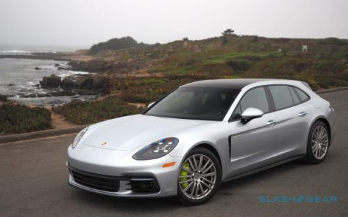 The 2018 Porsche Panamera 4 E-Hybrid Sport Turismo is the perfect hybrid