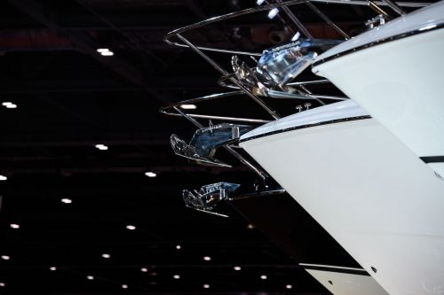 Modern yachts have routers that allow root access and may be vulnerable to hackers
