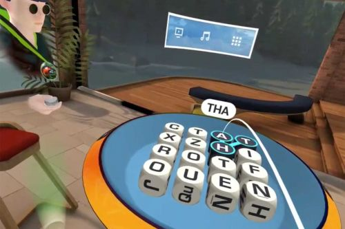 Oculus brings Boggle to VR because. why not?
