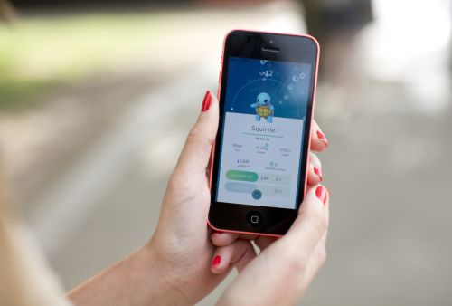 I'm giving 'Pokémon Go' another try