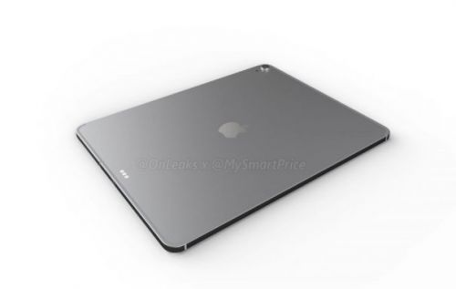 2018 iPad Pro rumored to be crazy thin