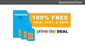 ET Deals: Free Mobile Phone Service with FreedomPop Three-in-One SIM Card Kit