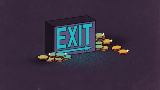 Raise softly and deliver a big exit