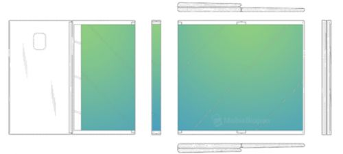 Samsung may be working on a foldable tablet, in addition to its foldable phone