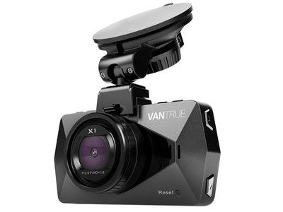 Record night or day with Vantrue's 1080p LCD dash cam on sale for $50