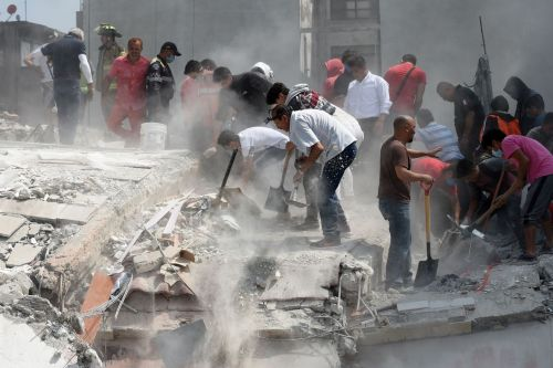 Mexico's back-to-back earthquakes, explained by a seismologist
