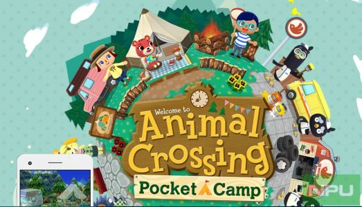 Animal Crossing: Pocket Camp from Nintendo now available in Play Store