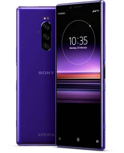 Sony Xperia 1 to be ultra-premium with 4K HDR OLED display