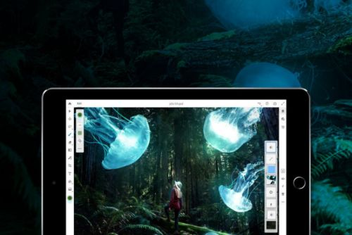 Adobe introduces real Photoshop on iPad, coming in 2019