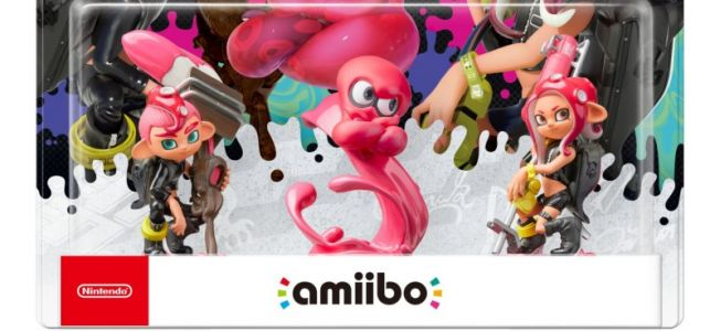 Splatoon 2 Octoling Amiibo Coming This December